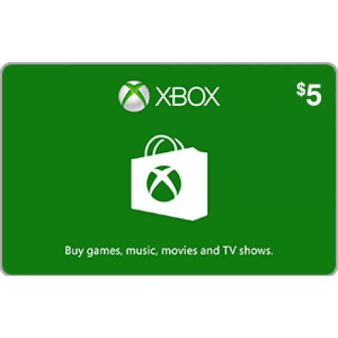 Xbox Gift Card Digital Code - xbox 5 xbox gift cards
