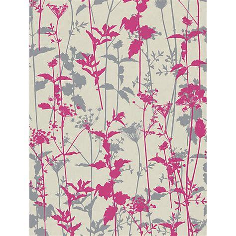 pink wallpaper john lewis buy harlequin nettles wallpaper neutral pink 110173
