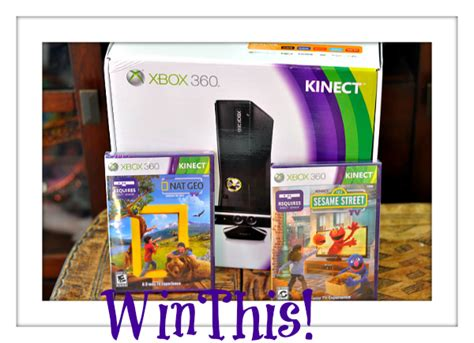 Xbox 360 Games Giveaway - hot for the holidays new xbox 360 kinect kids games xbox bundle giveaway our