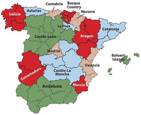 regionale europea regions of western europe