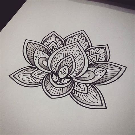 tattoo lotus flower mandala 35 best lotus tattoo images on pinterest mandala tattoo