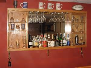 back bar mirror with shelves search house bar