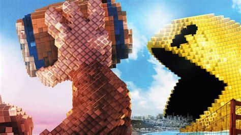 pixels la pelicula  revivira  los videojuegos de los