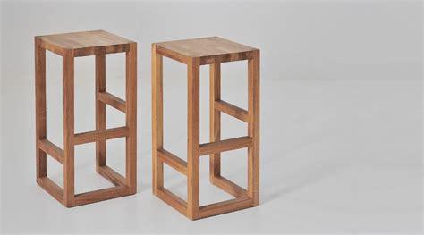 Barhocker Designer by Design Barhocker Step Aus Massivholz Vitamin Design