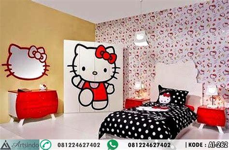 Sofa Anak Hello Set set tempat tidur anak perempuan hello arts indo