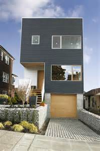 Modern Home Design For Narrow Lot by Modern House On Narrow Lot Design By Moderndesign Trend