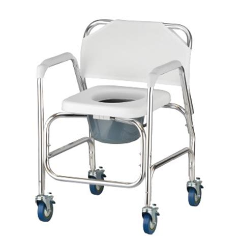 shower chair commode with wheels by 8800