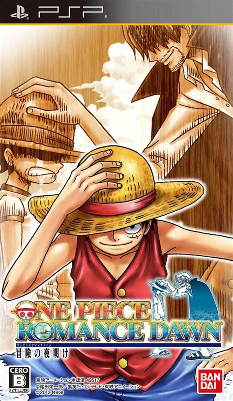 psp themes one piece new world one piece romance dawn box shot for psp gamefaqs