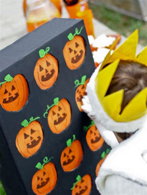 halloween home design games halloween party game pumpkin pickin decorating home