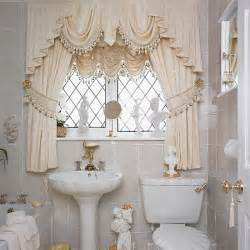 Curtain Ideas For Bathrooms by Modern Bathroom Window Curtains Ideas