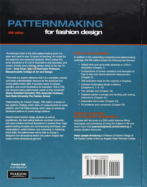 patternmaking for fashion design 5th edition used patternmaking for fashion design 5th edition amazon