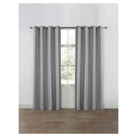 grey curtains 90 x 90 buy basketweave lined eyelet curtains grey 66 x 90