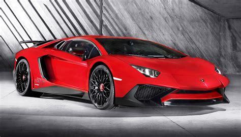 Lamborghini Aventador 2016 2016 Lamborghini Aventador Lp750 4 Superveloce