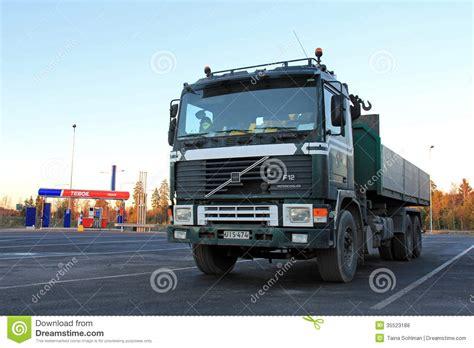 volvo trucks history volvo f12 intercooler truck editorial stock photo image