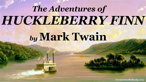 show me a picture book of the adventures of huckleberry finn by