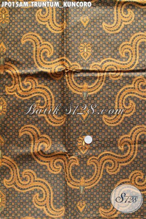 Kain Batik Jarik Batik Selendang Batik Kemeja Batik batik kain jarik motif truntum kuncoro batik halus proses printing hanya 60 ribu saja busana