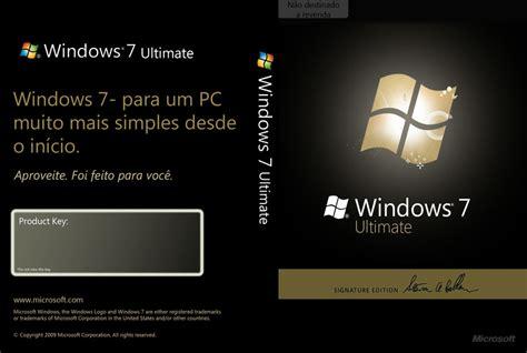 windows 7 box windows 7 signature editio box by felipe73 on deviantart