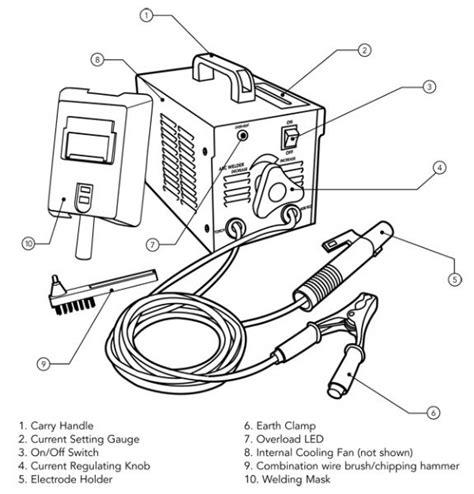 diagram welding transformer wiring diagram with description