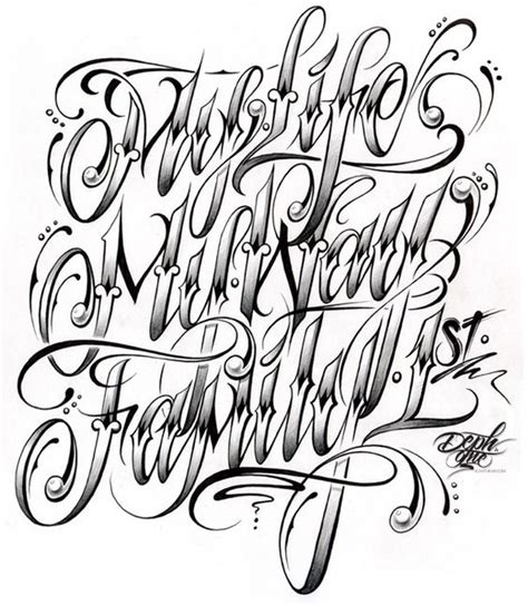 tattoo fonts names cursive existance tattoo lettering fonts cursive letters tattoos