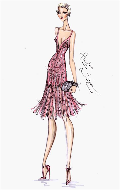 fashion illustration toronto fashion illustrations the great gatsby collection by hayden williams a side of vogue