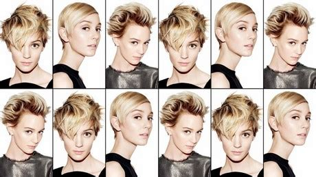how to style a pixie cut different ways black hair different styles of pixie cuts
