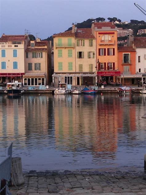 cassis color a seaside favorite in the south of and