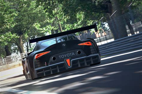 toyota vision toyota ft 1 vision gran turismo available in looks