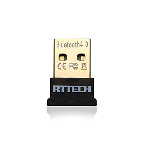 Bluetooth Dongle Siyotime Csr V40 rttech bluetooth csr 40 mini usb dongle adapter for pc l