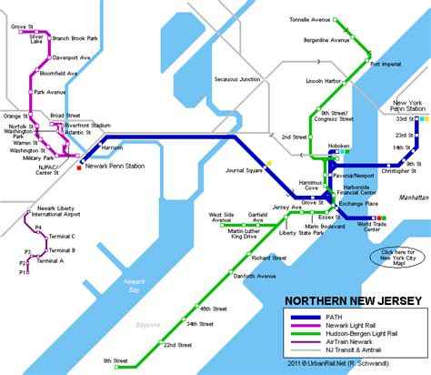 jersey city light rail schedule top 10 subway systems in the country state better