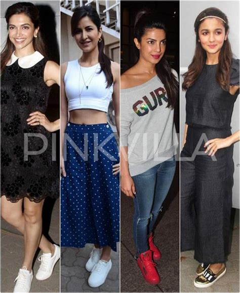 fashion blog fashion news style tips celebrity gossip 7 bollywood celebs who do sports luxe really well pinkvilla