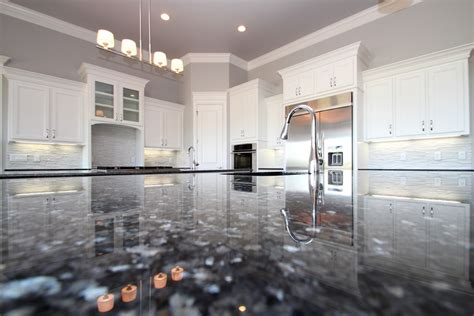 blue pearl granite with white cabinets blue pearl granite with white cabinets and kitchens aspen