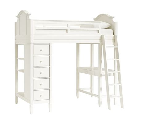 Pottery Barn Madeline Crib by Madeline Bunk System With Bed Set Pottery Barn