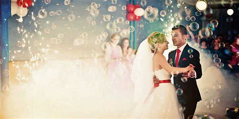 Wedding Bubbles by Wedding Bubbles Marbella Wedding Guide