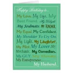 husband birthday cards zazzle