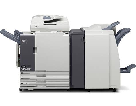 Toner Riso riso comcolor 7150 printer reconditioned riso comcolor
