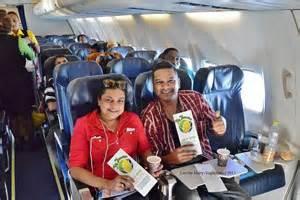 fly jamaica virgin ny guyana flight was impressive