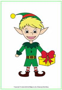 View and print christmas elf poster pdf