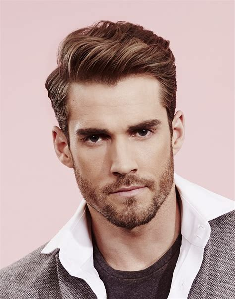 british hairstyles men a medium brown hairstyle from the 2015 mens collection