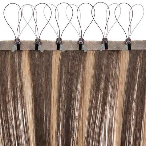 weft micro bead hair extensions micro bead skin weft remy hair extensions lox hair