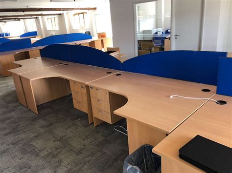 Second Office Desks Uk by Used Office Furniture Hshire Second Desks Chairs