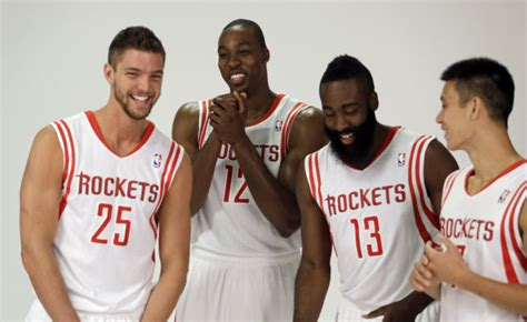Kaos Dwight Howard 1 Oceanseven harden and dwight howard and chandler parsons