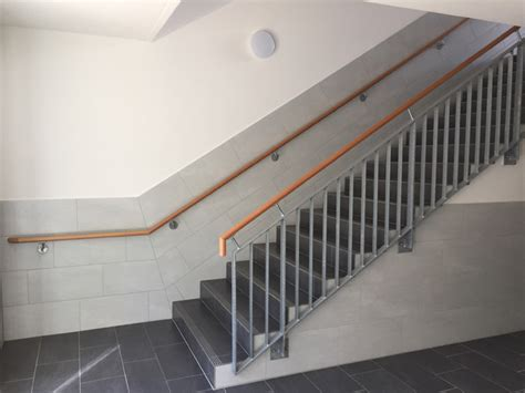 handlauf treppe holz handlauf holz simple handlauf with handlauf holz