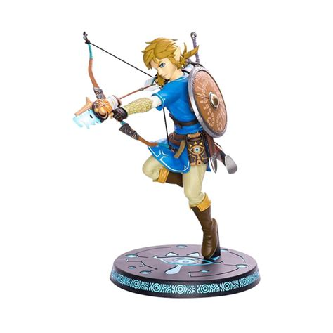 figure link the legend of breath of the link figurine