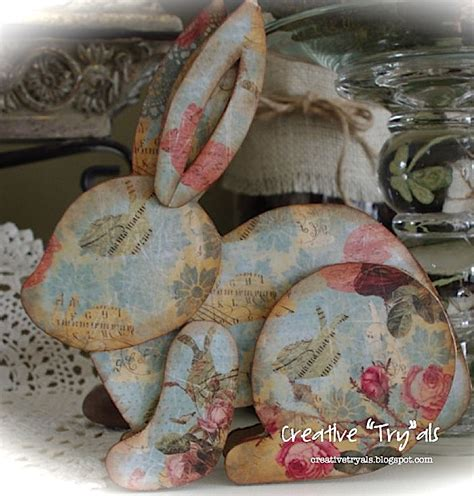 Make Your Own Decoupage - creative quot try quot als make your own decoupage cardboard