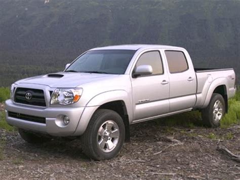 2006 toyota tacoma double cab | pricing, ratings & reviews