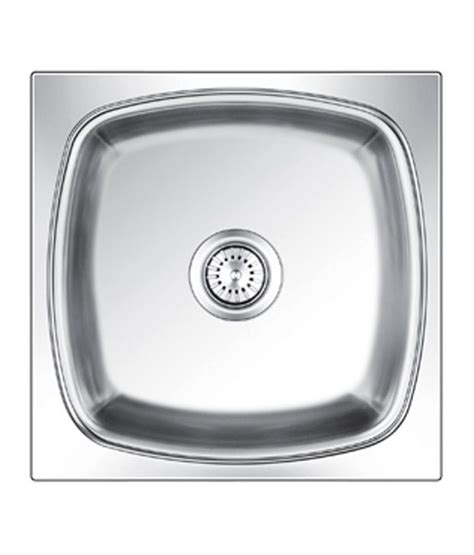 Buy Nirali Kitchen Sink Single Bowl Square Delux Big Nirali Kitchen Sinks