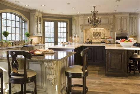 Custom Kitchen Islands by High End Kitchen Cabinets Kitchen Design Ideas
