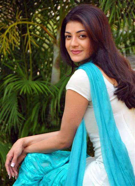 photos beautiful kajal agarwal with homely looks telugu