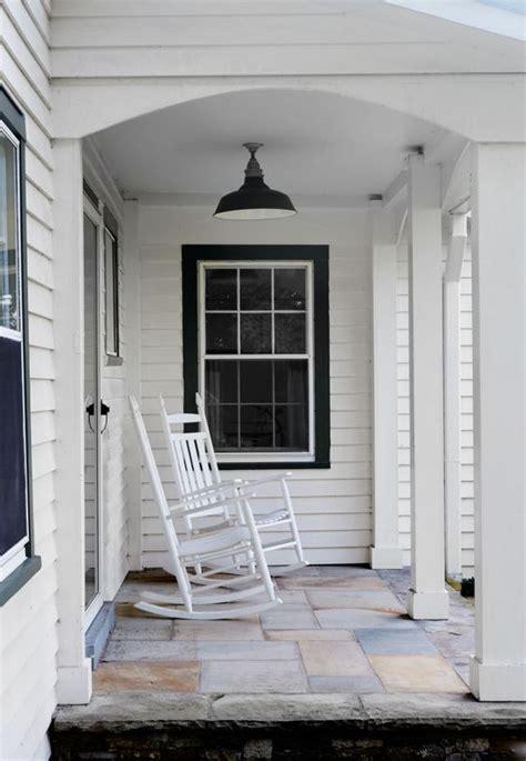 Black Exterior Windows Ideas Black Trim Window Trims And Porches On Pinterest