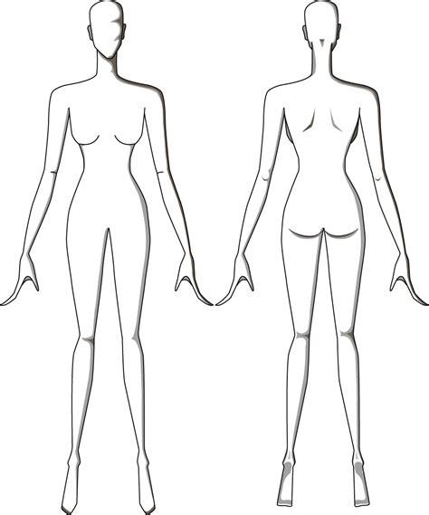 desenho basico desenho de corpo